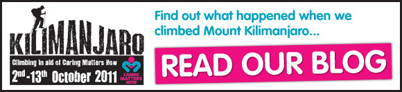Read all about our Charity Challenge to conquer Mount Kilimanjaro!