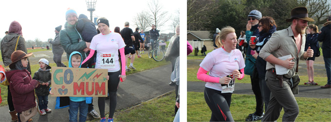 Amy & Alex Run the Dronfield 10K