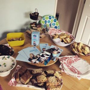 Hannah Cree's Coffee Morning