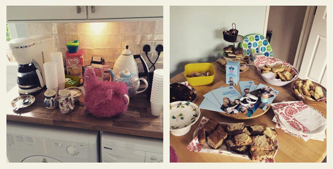 Hannah's Coffee Morning