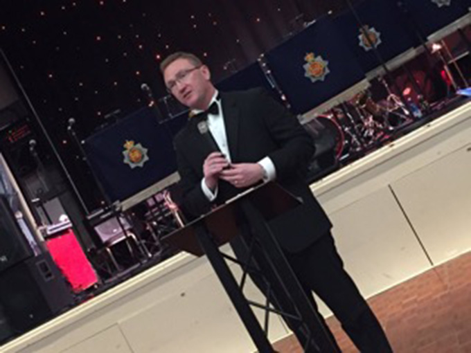 Annual Greater Manchester Police Federation Charity Dinner Dance