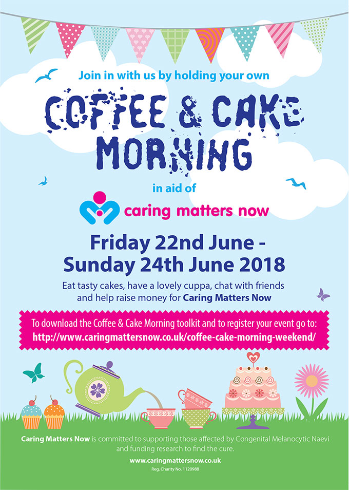 Coffee & Cake Morning Weekend 2018