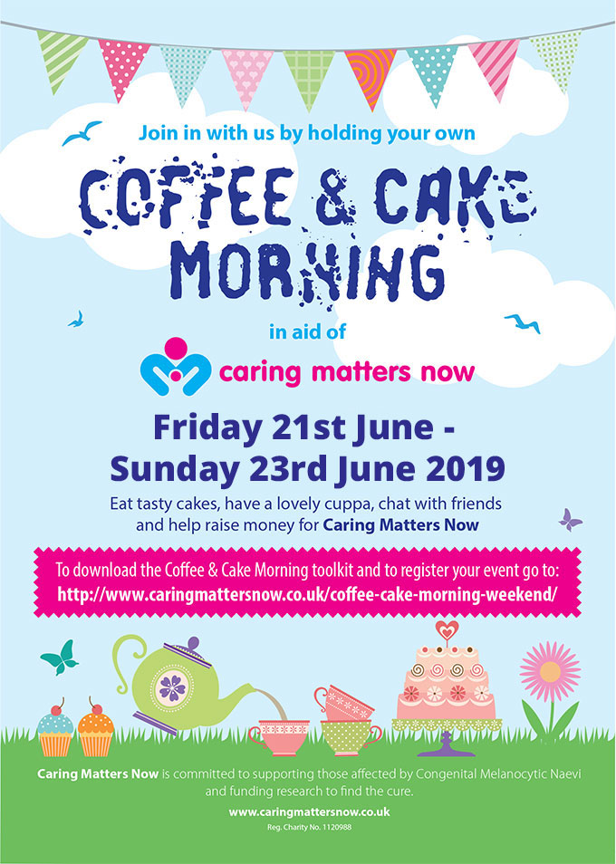 Coffee & Cake Morning Weekend 2019