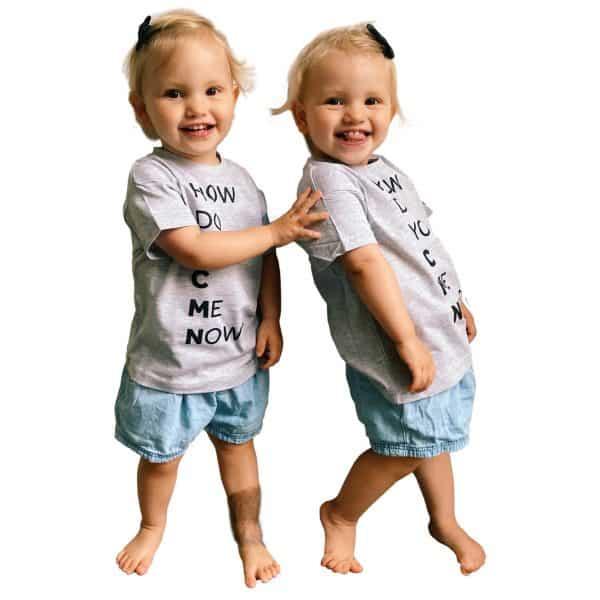 how do you C Me Now?™ Kids T-shirt