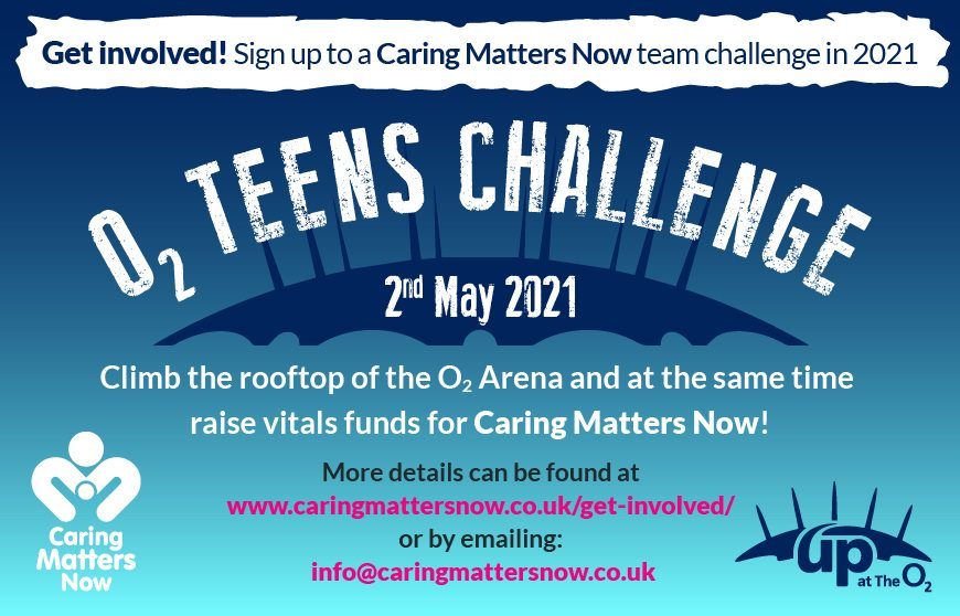 O2 Teens Challenge 2021