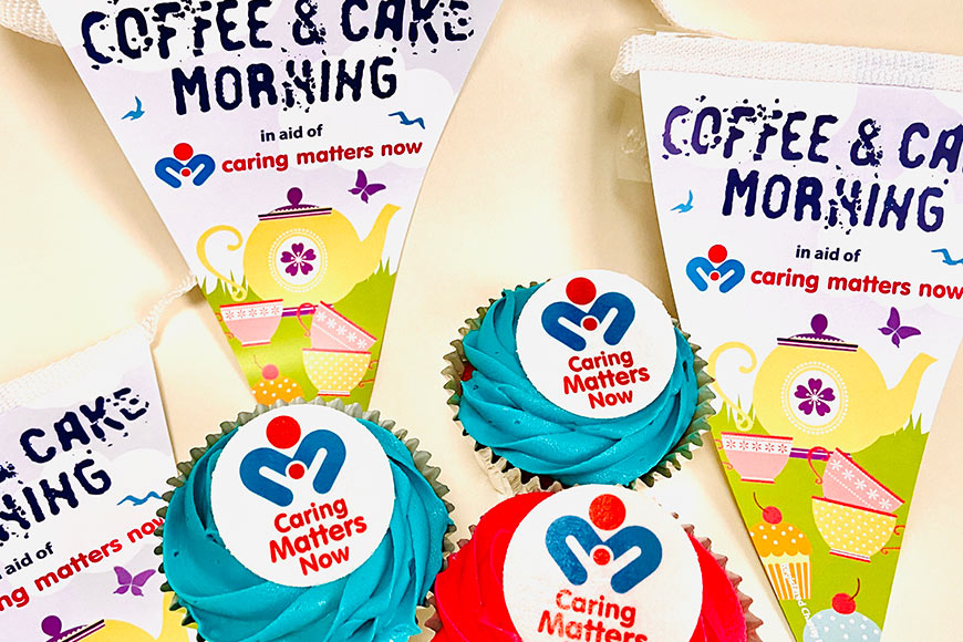 Coffee & Cake Morning
