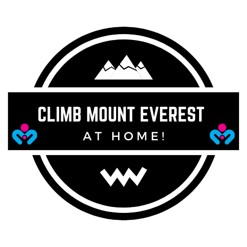 Climb Mount Everest – at home!