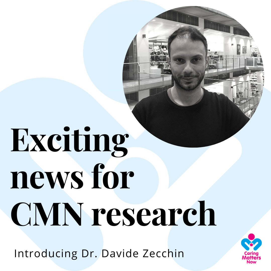 Exciting news for CMN research