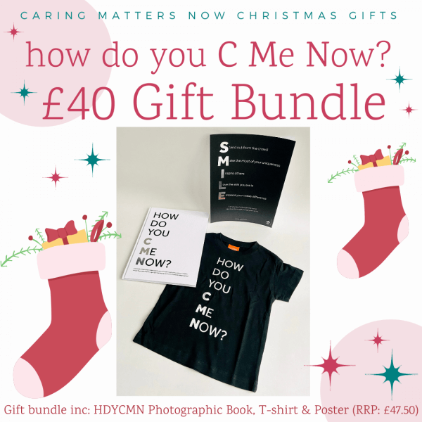 HOW DO YOU C ME NOW? Gift Bundle