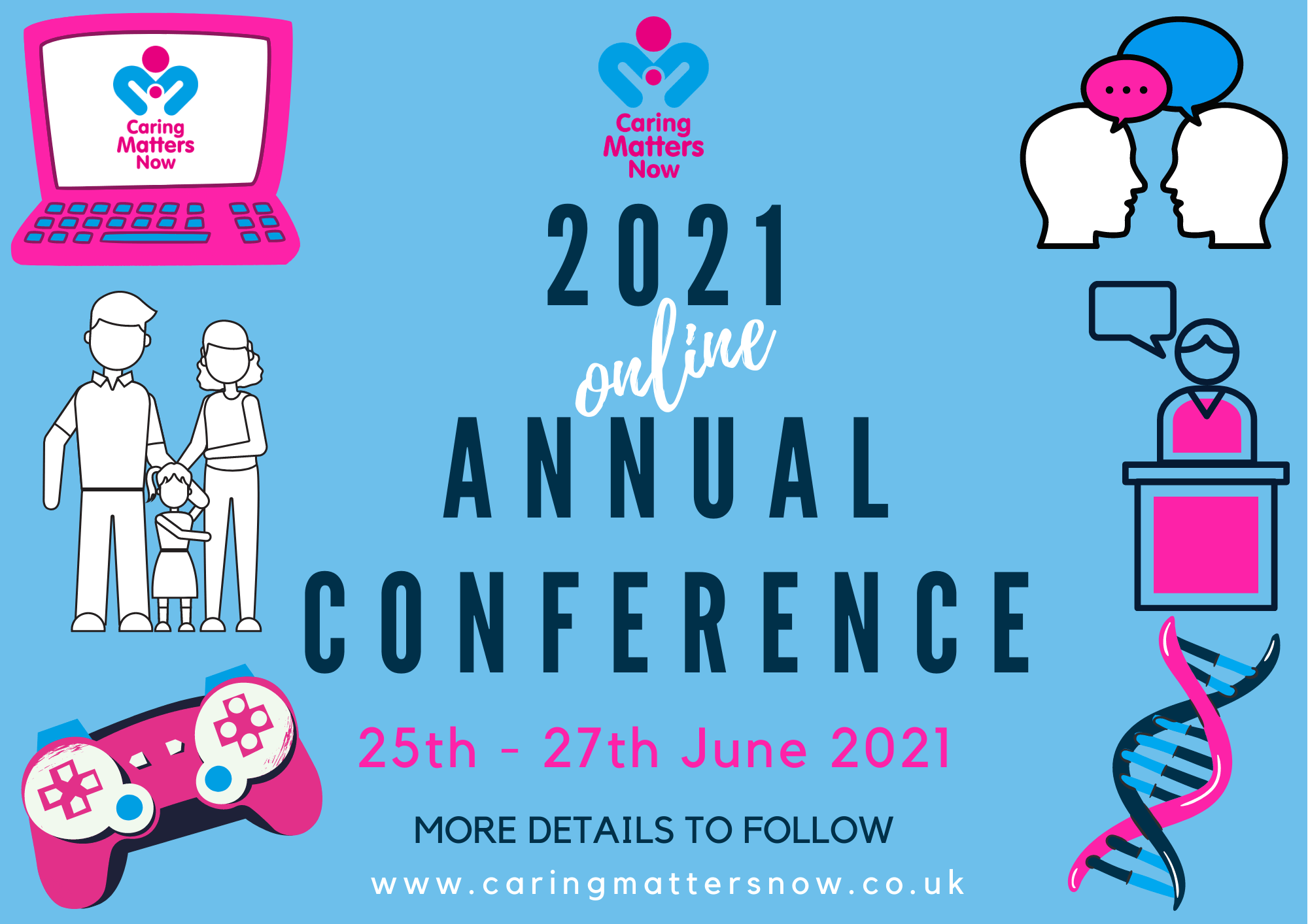 2021 Online Annual Conference