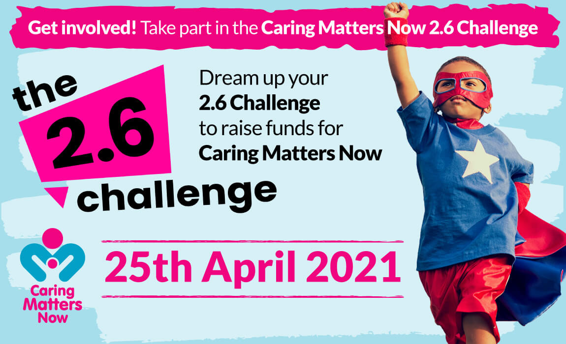 Caring Matters Now 2.6 Challenge