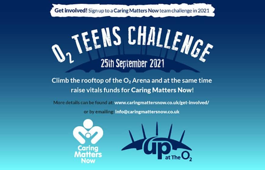O2 Teens Challenge