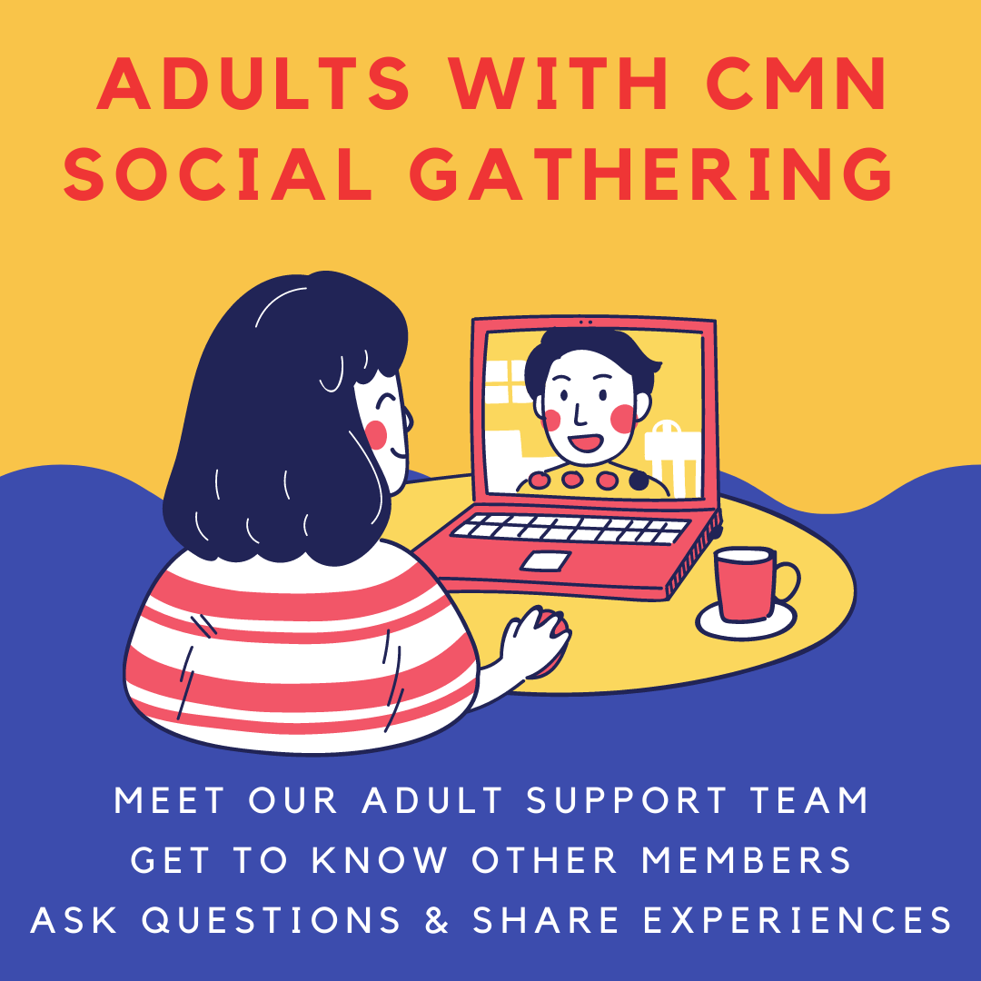 Adults with CMN Social Gathering