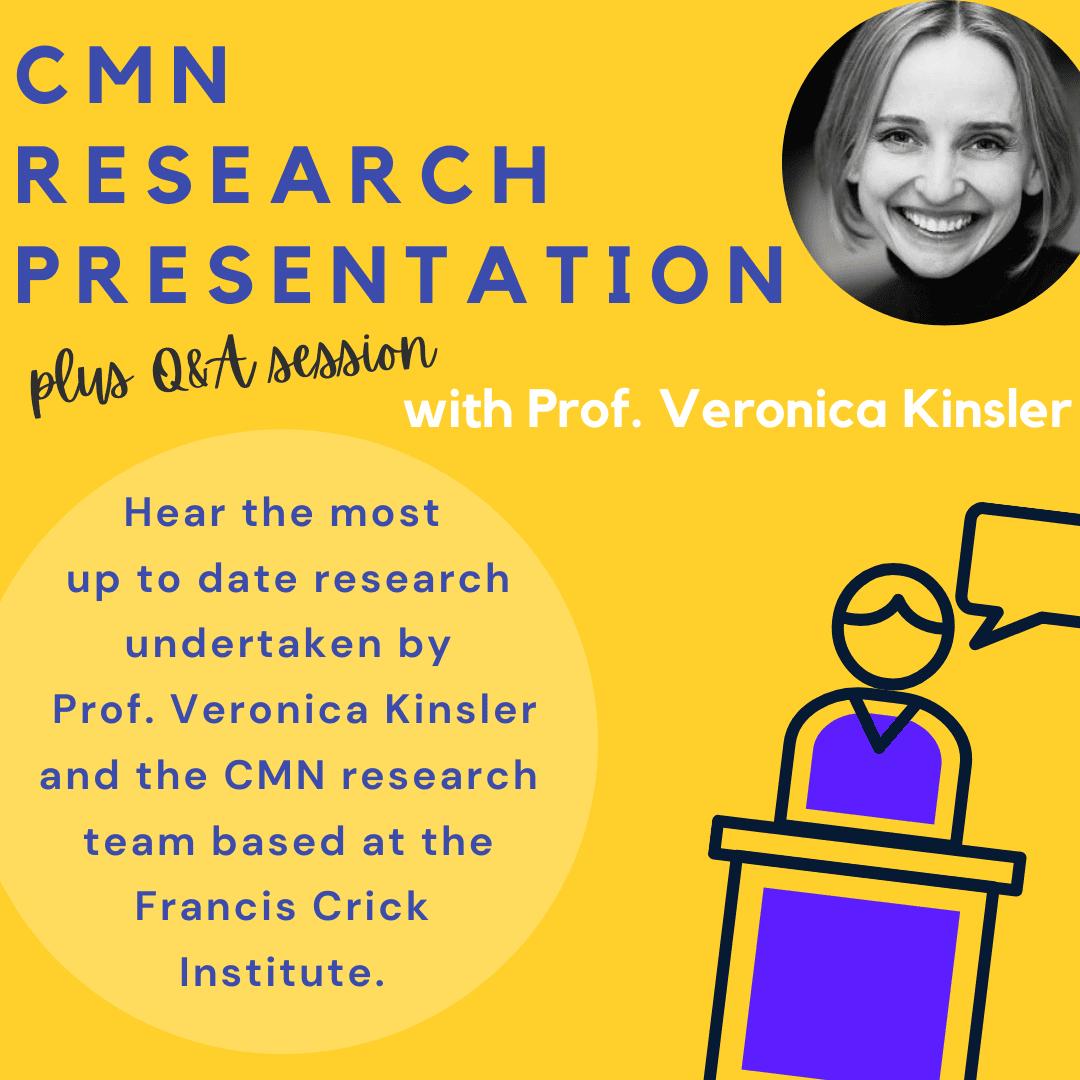 Research Presentation, plus Q&A