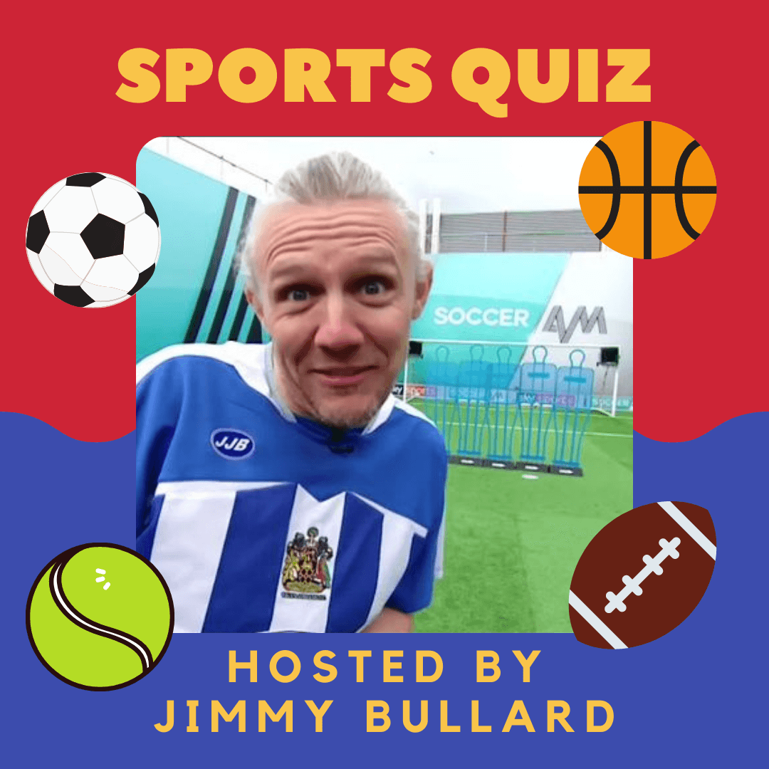 Sports Quiz with Soccer AM's Jimmy Bullard