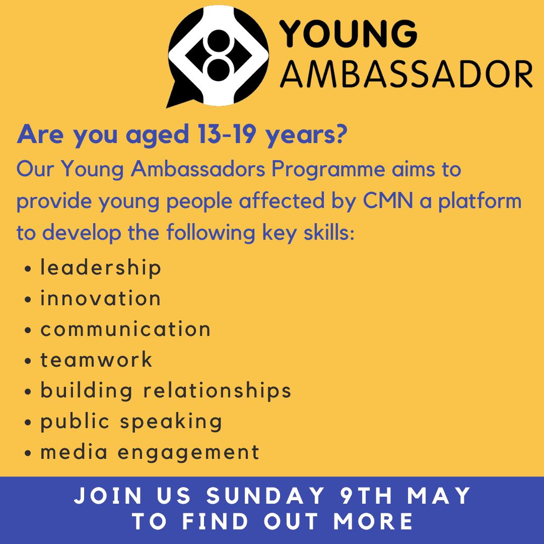 Young Ambassadors Programme Launch