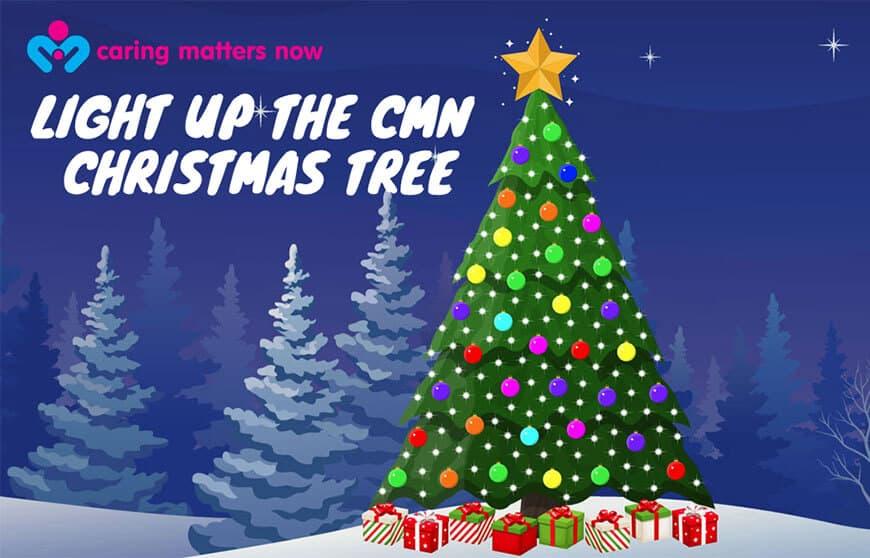 Help light up our CMN Christmas Tree